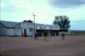 William Creek Pub October 1975