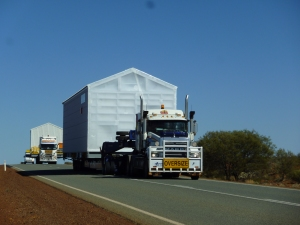 Lookout for oversize every hour in WA