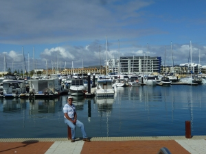 One of the Marinas at Mandurah