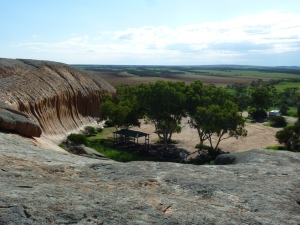 Pildappa Rock, SA