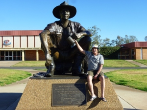 "The ""Cunnamulla Man"""