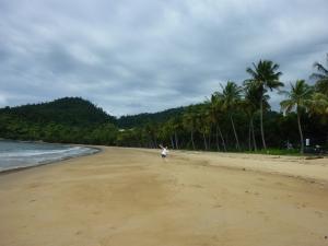 Etty Beach out of Innisfail