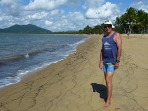 Bas OMNI on Kurrimine Beach