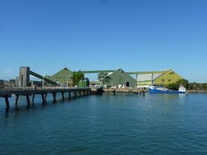 Lucinda Raw Sgar Storage and Hitchenbrook Isl ferry