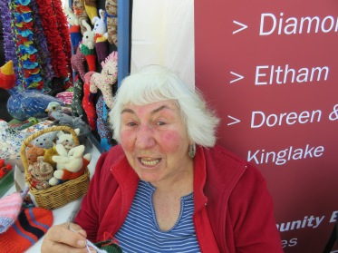 Sabi. I'm a member of the community think tank and a member of Chocolate Lillies, U3A and Eltham Little Theatre and I think OM:NI is a great movement!