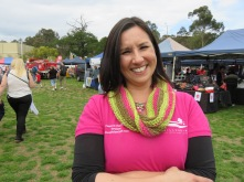 Michelle. I love the community spirit and feel of Diamond Creek.