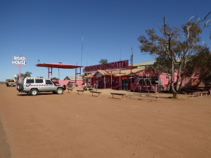 That's all in Oodnadatta!!!!!