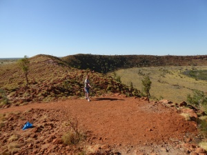 Wolfe Creek Crater....just amazing