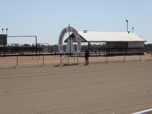 It might be a crude bulldust track, but still has its place in racing folklore