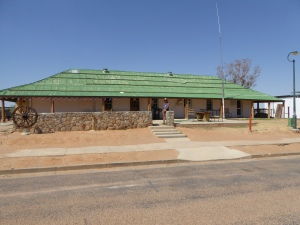 Bedourie Pub...typical of the real outback