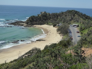 One of many beaches at Nambucca Heads.....for the future