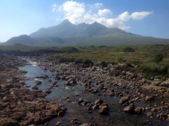 The Black Cuillins - Isle of Skye.