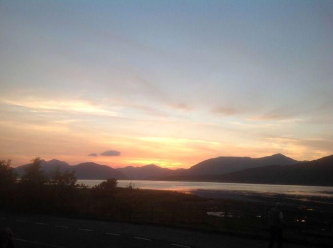 The Black Cuillins - Isle of Skye