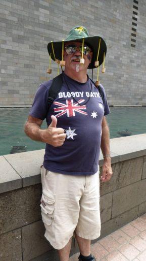 Australia day Melbourne 2017