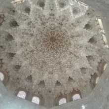 Ceiling in The Alhambra, Grenada