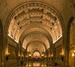 Underground basilica