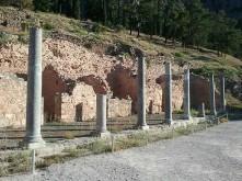 Trading shops at Delphi