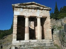 Treasury building - Delphi