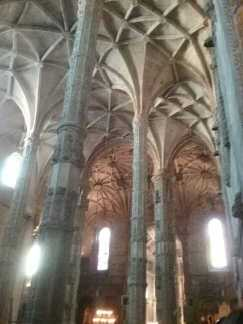 Lisbon Monastery Cathedral