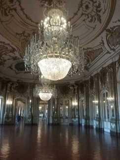 The Ballroom - Lisbon Royal Palace