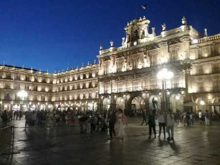 Plaza Major - Salamanca