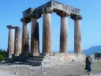 Temple of the Apollo