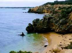 The coast at Beachport